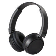 T460 Bluetooth On Ear Headphones Black
