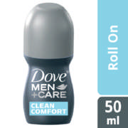 Roll On Antiperspirant Deodorant Clean Comfort 50ml