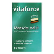 Mensvite Adult 60 Tablets