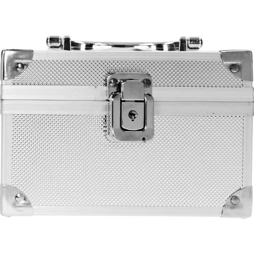 Aluminium Cosmetics Case Medium