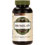 Natural Brand Bromelain 500mg 60 Tablets