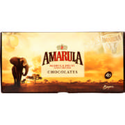Marula Fruit and Cream 10 Dark Chocolates