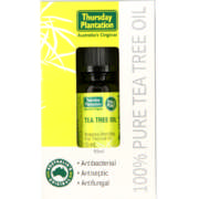 Tea Tree 100% Oil 10ml