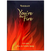 You're The Fire Eau De Toilette Spray For Men 100ml