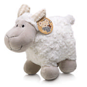 Plush Sheep Cream Animal