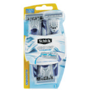 Quattro Titanium Disposable Razors 3 Razors