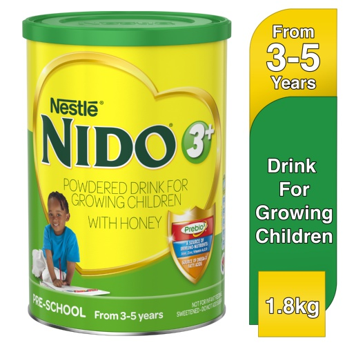 Nido Stage 3+ Powdered Drink For Growing Children 1.8kg