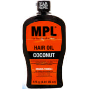 Hair Oil Coconut 125g