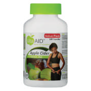 Apple Cider & Green Tea 180 Capsules