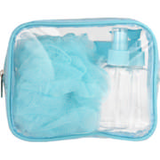 Bath Travel Set Aqua