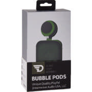 Bubble Pod Bluetooth Wireless Speaker Green