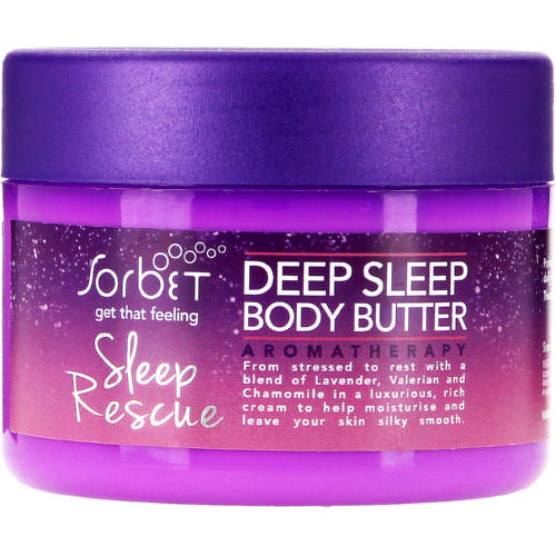 Sleep Rescue Deep Sleep Body Butter 250ml