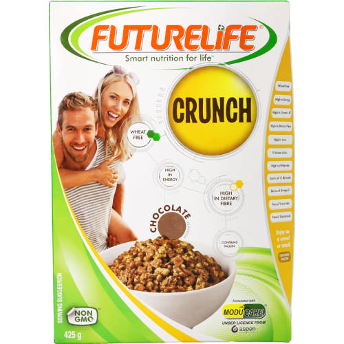 Crunch Cereal Chocolate 425g