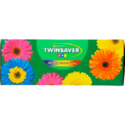 2-Ply Tissues Rainbow 180 Tissues