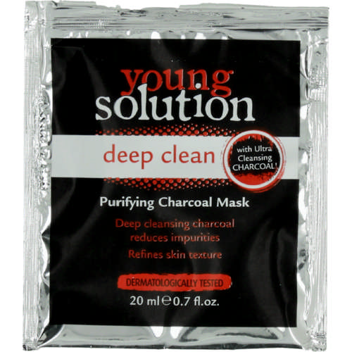 Deep Clean Purifying Charcoal Mask 20ml