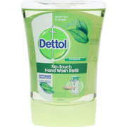 No-Touch Hand Wash Refill Green Tea 250ml
