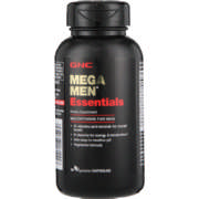 Mega Men Essentials Multivitamin Capsules 60 Capsules