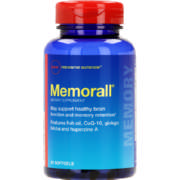 Preventive Nutrition Memorall 60 Softgels