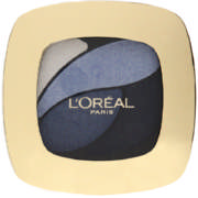 Color Riche Quad Eyeshadow Eternal Blue