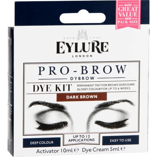 1e099efbe33 ... Eylure DYBROW Eyebrow Dye Kit - Black · Eylure ...