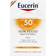 Sun Protection SPF50 Mattifying Face Sun Fluid Perfume-Free 50ml