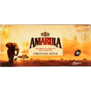 Marula Fruit and Cream 20 Dark Chocolates