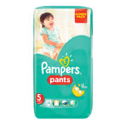 Pants Size 5 Jumbo Pack Disposable Nappies 48 Pants