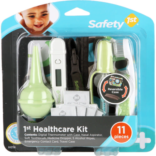 Safety 1st 1st Healthcare Kit 11 Pieces Clicks