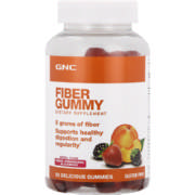 Fiber Gummy Peach Strawberry 40 Servings