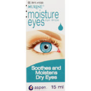 Moisture Eyes Eye Drops 15ml