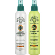 Multi Purpose Spray & braiding Spray Treatment Pack