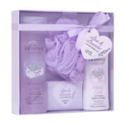 Little Luxuries Lavender Decorative Gift Set