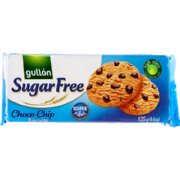 Sugar Free Biscuits Choc Chip 200g