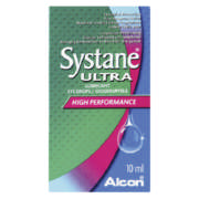 Lubricant Eye Drops Systane Ultra 10ml