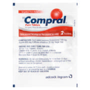 Compral Pain Tablets