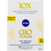 Q10 Plus SPF30 Extra Protection Day Cream 50ml