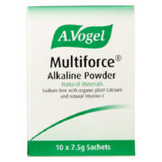 Multiforce Alkaline Powder 10 Sachets