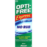 Express Contact Lens Solution 355ml