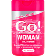 Go! Woman 60 Tablets