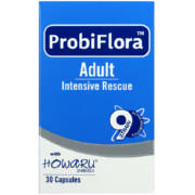 Adult Intensive Rescue 9 Strain Probiotic 30 VegeCaps