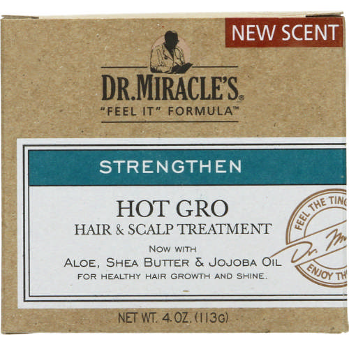 Hot Gro Hair & Scalp Treatment 113g