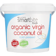Food Organic Virgin Coconut Oil 1l