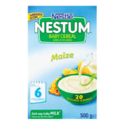 Nestum Baby Cereal Maize 500g