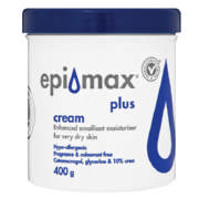 Plus Body Cream 400g