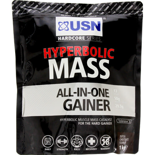 Hard Core Series Hyperbolic Mass Dutch Chocolate 1kg