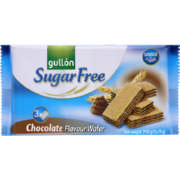 Sugar Free Flavour Wafer Chocolate 210g