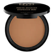 Matte Bronzer Deep Tan Face