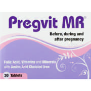 Pregnancy Supplement 30 Tablets