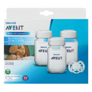 Breastmilk Containers 3 Pack