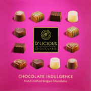 Belgian Chocolate Indulgence 135g